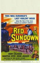 Red Sundown - Movie Poster (xs thumbnail)