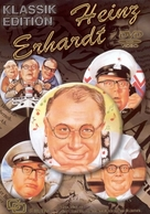 Drillinge an Bord - German DVD cover (xs thumbnail)