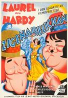 The Bohemian Girl - Swedish Movie Poster (xs thumbnail)