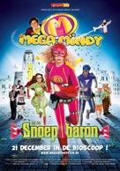 Mega Mindy en de Snoepbaron - Dutch Movie Poster (xs thumbnail)
