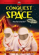 Conquest of Space - DVD movie cover (xs thumbnail)
