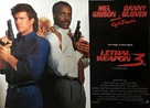 Lethal Weapon 3 - British Movie Poster (xs thumbnail)
