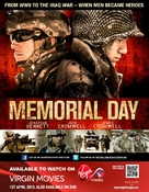Memorial Day - British Movie Poster (xs thumbnail)