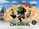 Shrek - British Movie Poster (xs thumbnail)