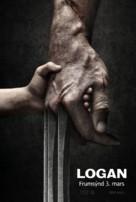 Logan - Icelandic Movie Poster (xs thumbnail)