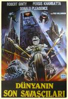 Warrior of the Lost World - Turkish Movie Poster (xs thumbnail)