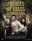 ZMD: Zombies of Mass Destruction - Movie Poster (xs thumbnail)