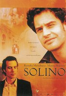 Solino - German Movie Poster (xs thumbnail)