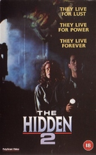 The Hidden II - British poster (xs thumbnail)
