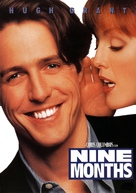 Nine Months - DVD cover (xs thumbnail)