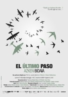 The Last Passage - Spanish Movie Poster (xs thumbnail)