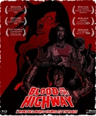 Blood on the Highway - French Blu-Ray cover (xs thumbnail)