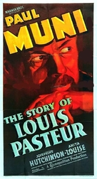 The Story of Louis Pasteur - Movie Poster (xs thumbnail)