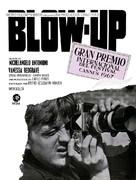 Blowup - Spanish Movie Poster (xs thumbnail)