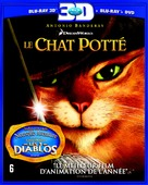 Puss in Boots - French Movie Cover (xs thumbnail)