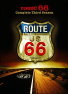 """Route 66"" - DVD movie cover (xs thumbnail)"