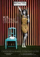 W.R. - Misterije organizma - German Movie Poster (xs thumbnail)