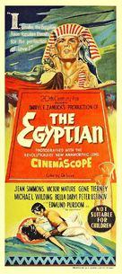 The Egyptian - Australian Movie Poster (xs thumbnail)
