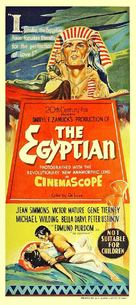 The Egyptian - Australian Movie Poster (xs thumbnail)