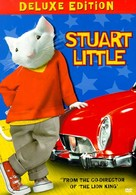 Stuart Little - DVD movie cover (xs thumbnail)