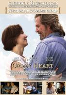 Crazy Heart - Italian Movie Poster (xs thumbnail)