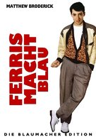 Ferris Bueller's Day Off - German DVD movie cover (xs thumbnail)