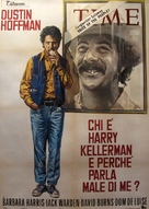 Who Is Harry Kellerman and Why Is He Saying Those Terrible Things About Me? - Italian Movie Poster (xs thumbnail)