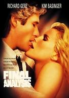Final Analysis - DVD movie cover (xs thumbnail)