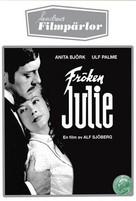 Fröken Julie - Swedish DVD cover (xs thumbnail)