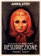 We Live Again - Italian Movie Poster (xs thumbnail)