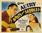 Boots and Saddles - Movie Poster (xs thumbnail)