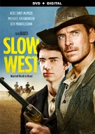 Slow West - DVD movie cover (xs thumbnail)