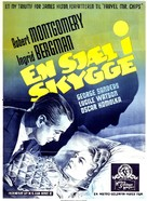 Rage in Heaven - Danish Movie Poster (xs thumbnail)