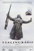 Stalingrad - Spanish Movie Poster (xs thumbnail)