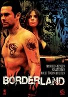 Borderland - German DVD cover (xs thumbnail)