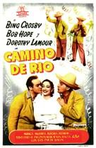 Road to Rio - Spanish Movie Poster (xs thumbnail)