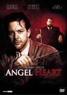 Angel Heart - Czech DVD movie cover (xs thumbnail)