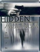 Hidden Agenda - DVD cover (xs thumbnail)