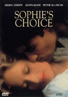 Sophie's Choice - DVD movie cover (xs thumbnail)