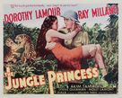 The Jungle Princess - Movie Poster (xs thumbnail)