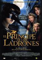 Herr Der Diebe - Spanish Movie Poster (xs thumbnail)