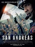 San Andreas - French Movie Poster (xs thumbnail)