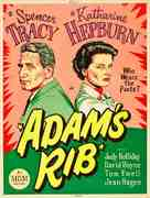 Adam's Rib - Movie Poster (xs thumbnail)