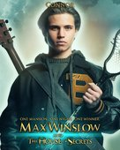Max Winslow and the House of Secrets - Movie Poster (xs thumbnail)