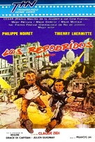 Les ripoux - Argentinian VHS movie cover (xs thumbnail)