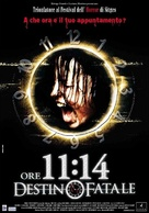 11:14 - Italian Movie Poster (xs thumbnail)