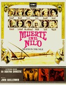 Death on the Nile - Spanish Movie Poster (xs thumbnail)