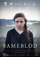 Sameblod - Swedish Movie Poster (xs thumbnail)