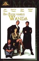 A Fish Called Wanda - German Movie Cover (xs thumbnail)