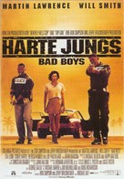 Bad Boys - German Movie Poster (xs thumbnail)